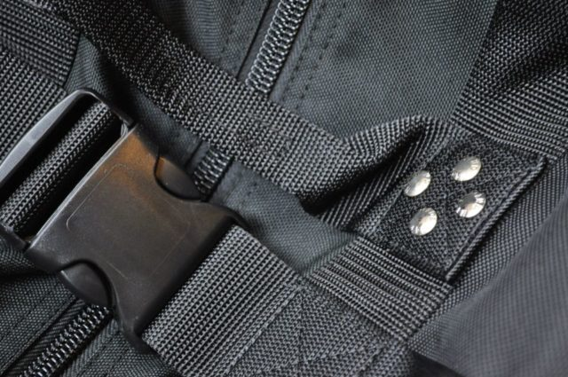 Club Glove Travelcover Details
