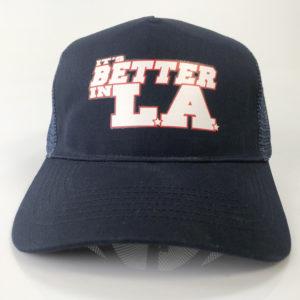 Baseball-Cap IT´S BETTER IN LA