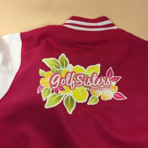 "College-Jacke ""GolfSister"" GOLFHEROESS"