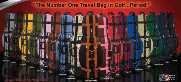 Golf Lastbag - all from Club Glove Travelcover