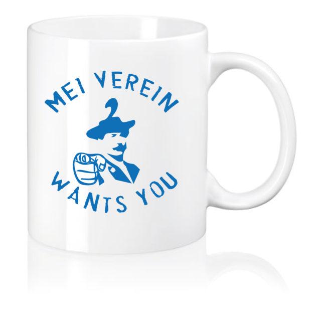 Kaffee-Tasse meiVEREIN