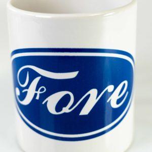 Kaffeetasse Fore