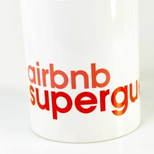 Kaffeetasse Airbnb superguest