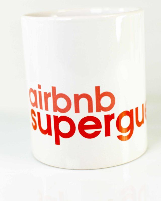 Kaffeetasse Airbnb superguest