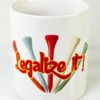 Kaffeetasse Legalize it