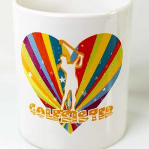 Kaffeetasse GOLFSISTER