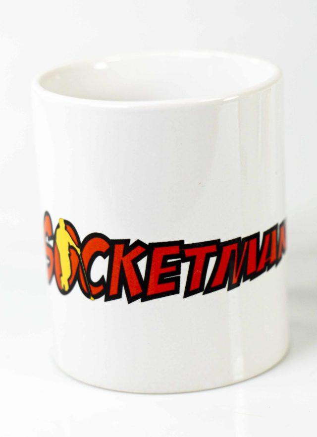 Kaffeetasse Socketman