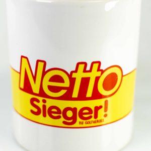 Kaffeetasse Netosieger