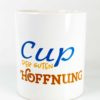 Kaffeetasse Cup der guten Hoffnung