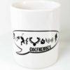 Kaffeetasse mit Flüchen