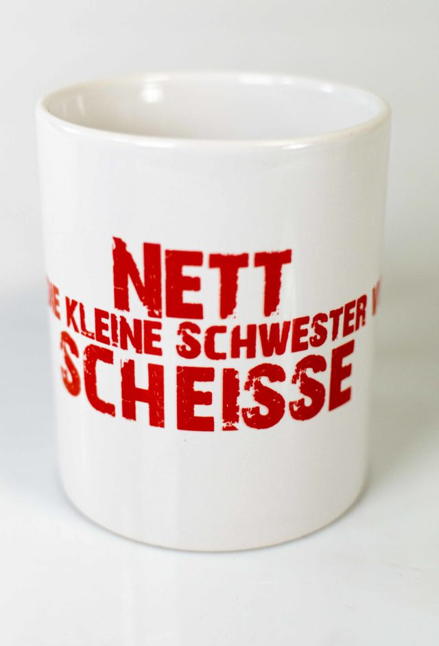 Kaffeetasse NETT