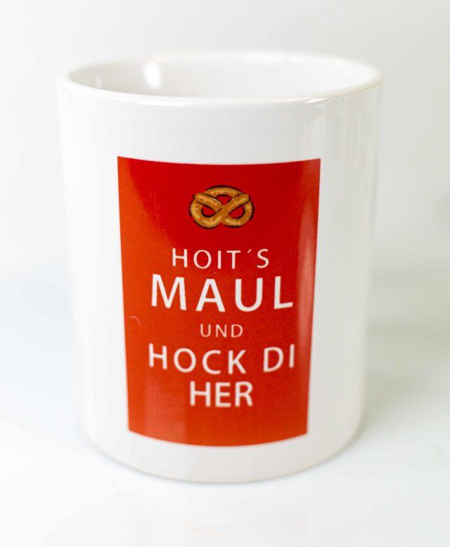 Kaffeetasse halt´s maul