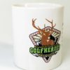 Kaffeetasse GolfHeroes